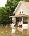 Michigan flooding in a Royal Oak home in need of disaster restoration services, including water removal