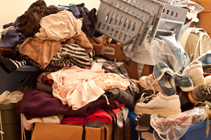 Hoarder cleanup help in Warren
